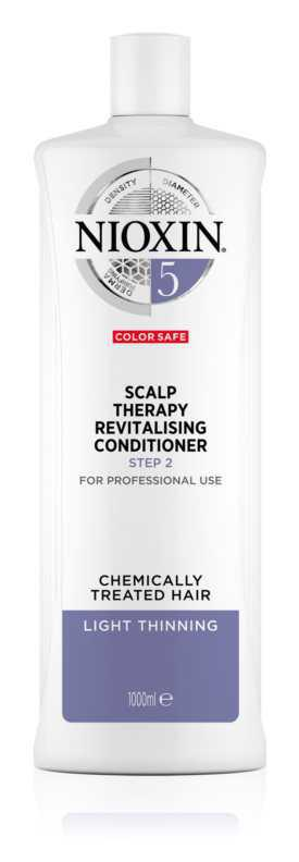 Nioxin System 5 Color Safe Scalp Therapy Revitalising Conditioner