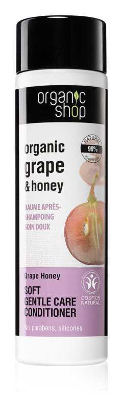 Organic Shop Organic Grape & Honey
