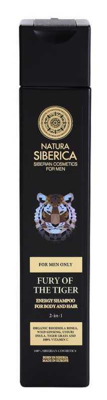 Natura Siberica For Men Only