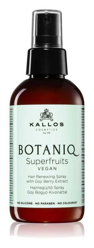 Kallos Botaniq Superfruits