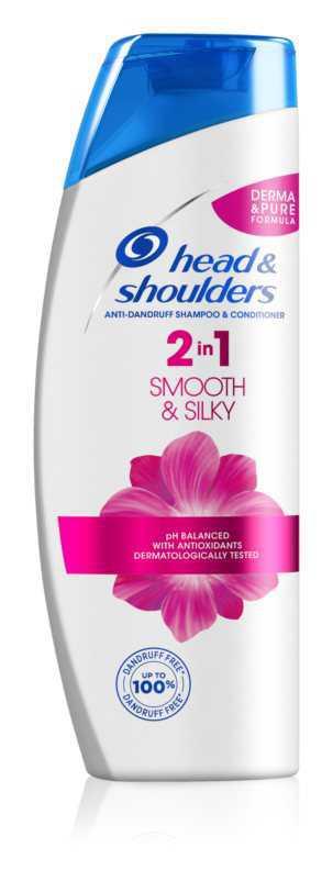Head & Shoulders Smooth & Silky