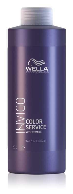 Wella Professionals Invigo Service