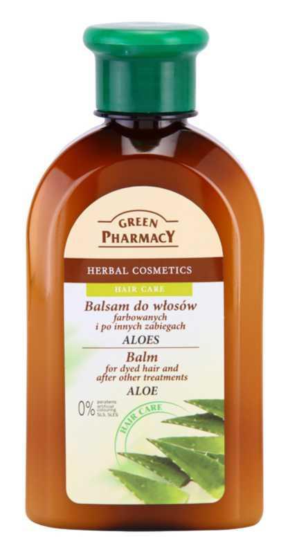 Green Pharmacy Hair Care Aloe