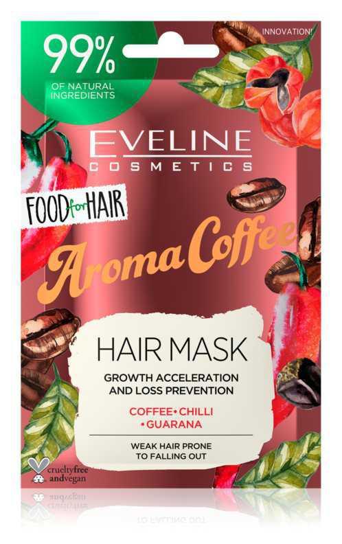 Eveline Cosmetics Food for Hair Aroma Coffee