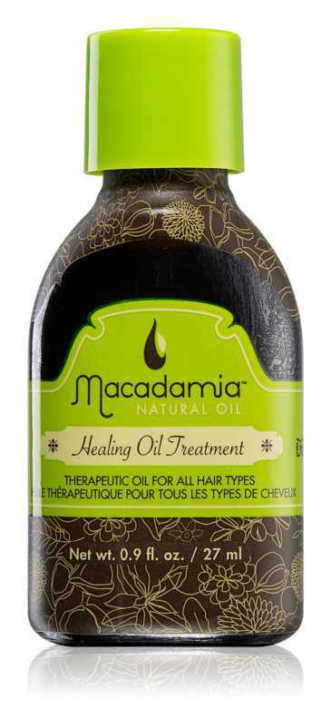 Macadamia Natural Oil Care hair oils