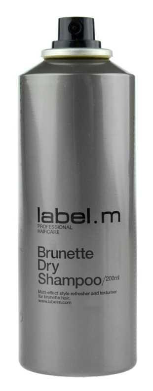 label.m Cleanse hair