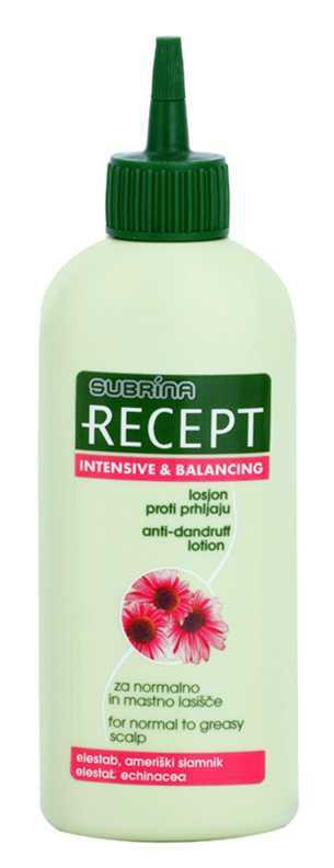 Subrina Professional Recept Intensive & Balancing