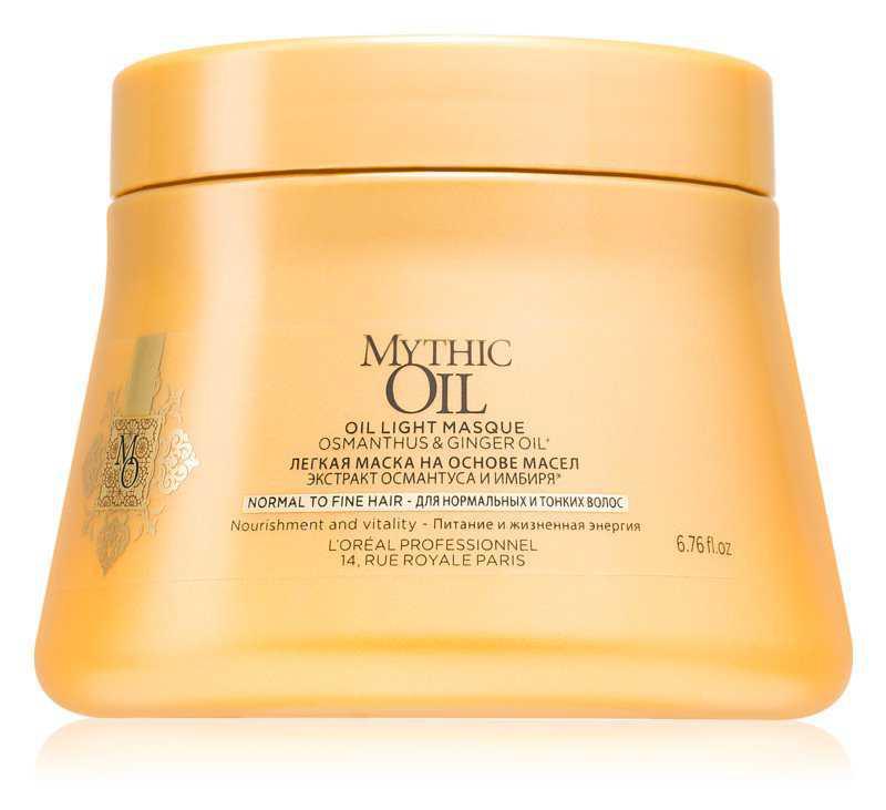 L'Oréal Professionnel Mythic Oil hair