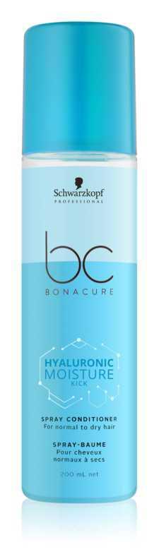 Schwarzkopf Professional BC Bonacure Hyaluronic Moisture Kick hair conditioners