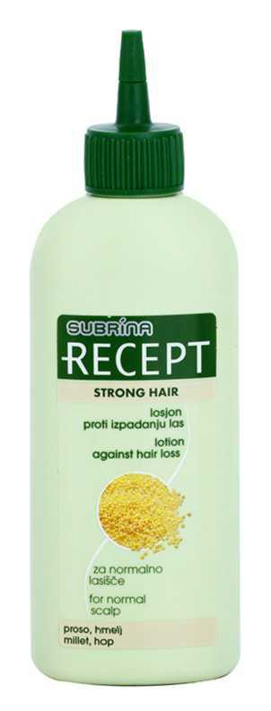 Subrina Professional Recept Strong Hair