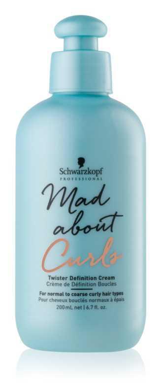 Schwarzkopf Professional Mad About Curls
