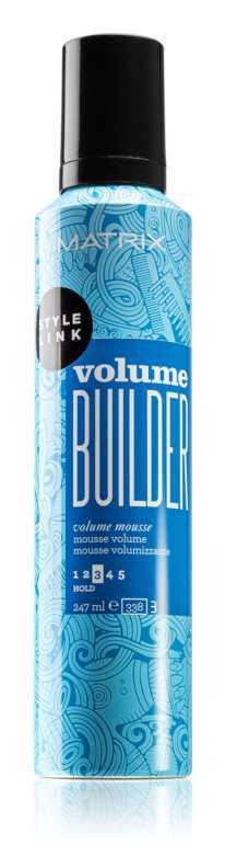 Matrix Style Link Volume Builder