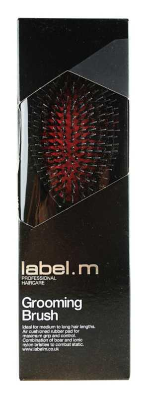 label.m Brush Grooming hair