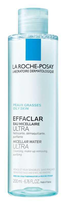 La Roche-Posay Effaclar Ultra oily skin care