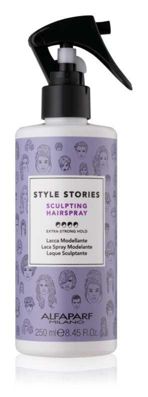 Alfaparf Milano Style Stories The Range Hairspray