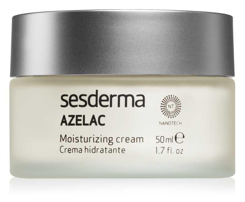Sesderma Azelac face care routine