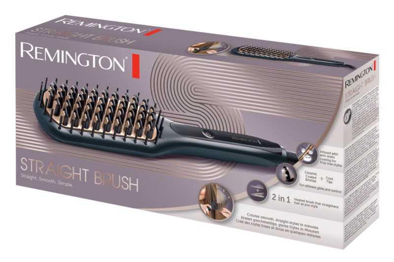 Remington Straight Brush CB7400 hair straighteners