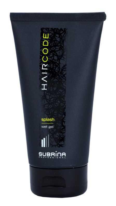 Subrina Professional Hair Code Splash