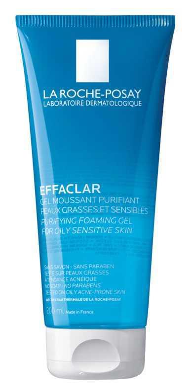 La Roche-Posay Effaclar oily skin care