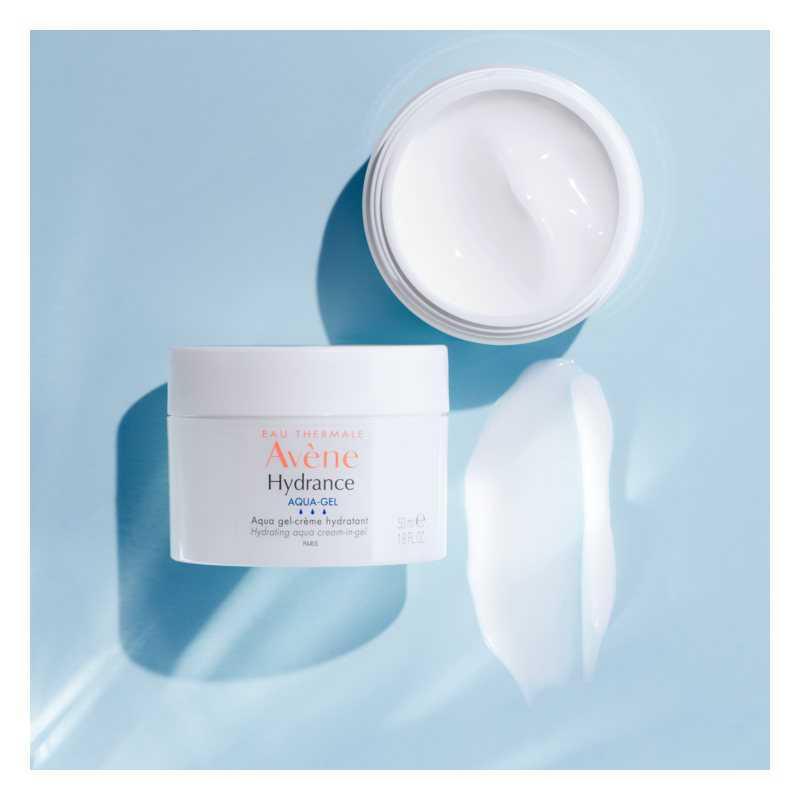 Avène Hydrance face creams