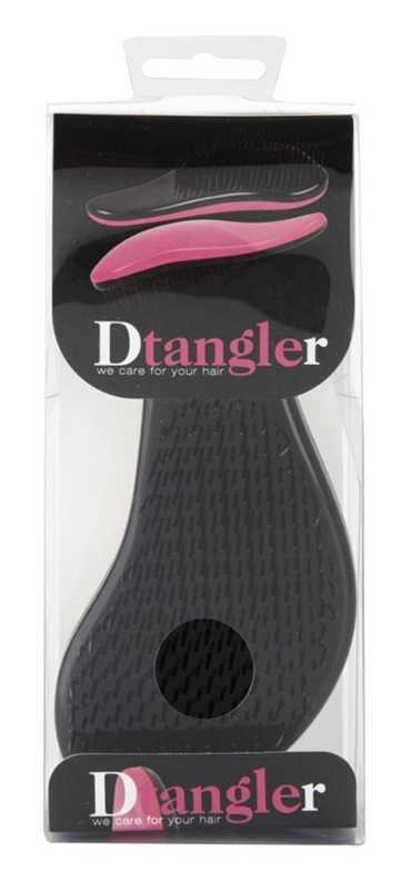 Dtangler Professional Hair Brush hair