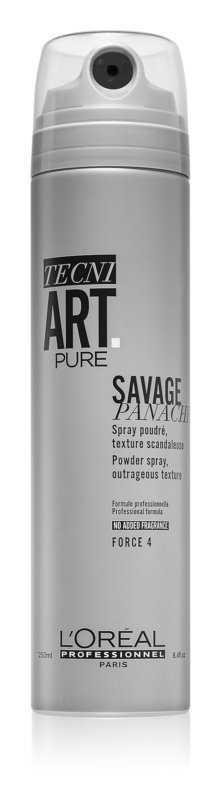 L'Oréal Professionnel Tecni.Art Savage Panache Pure