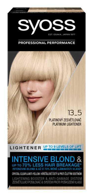 Syoss Intensive Blond