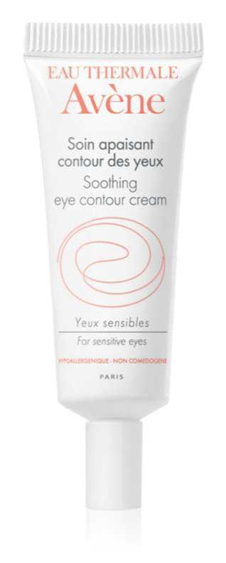 Avène Skin Care eye dermocosmetics