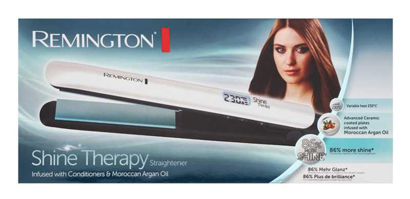 Remington Shine Therapy S8500 hair straighteners
