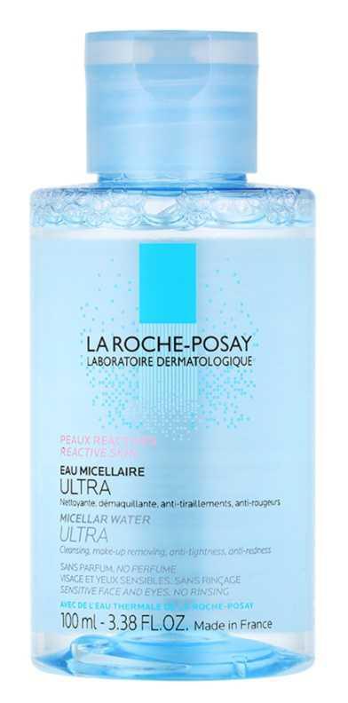 La Roche-Posay Physiologique Ultra face care routine