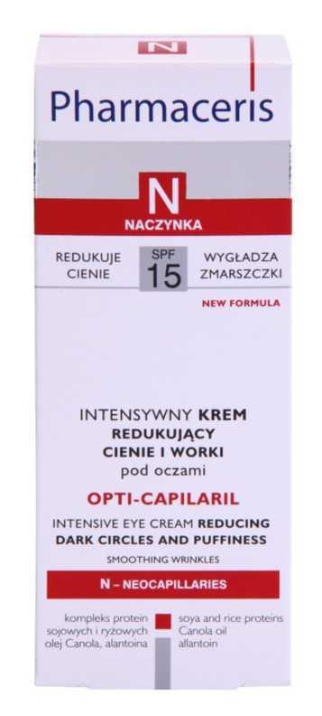 Pharmaceris N-Neocapillaries Opti-Capilaril eye dermocosmetics