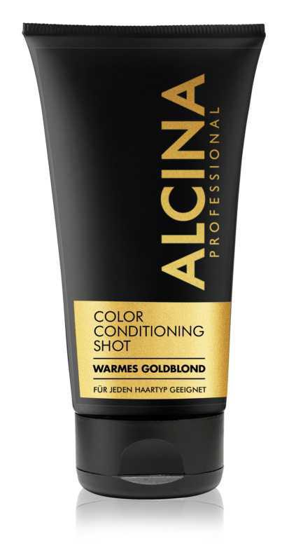 Alcina Color Conditioning Shot Silver