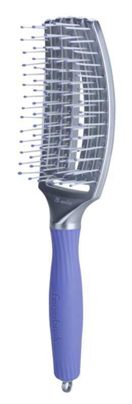 Olivia Garden Fingerbrush Ionic Bristles hair