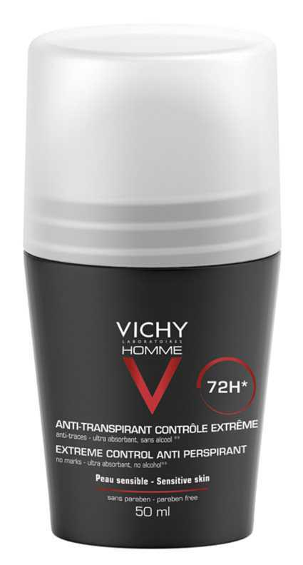 Vichy Homme Deodorant excessive sweating