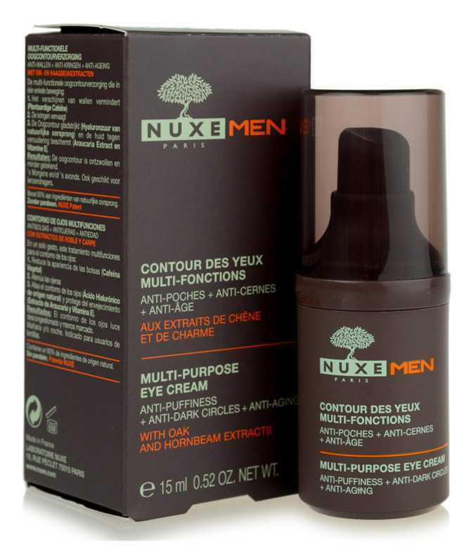 Nuxe Men eye dermocosmetics
