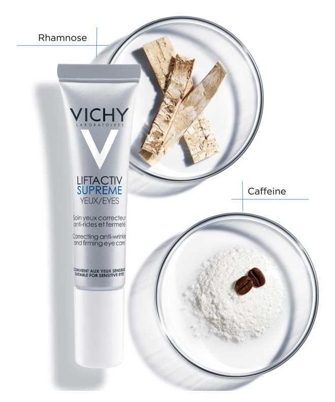 Vichy Liftactiv Supreme eye dermocosmetics