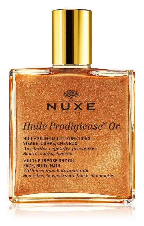 Nuxe Huile Prodigieuse Or body