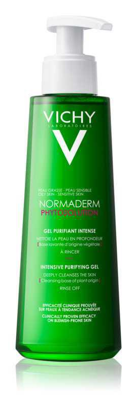 Vichy Normaderm Phytosolution oily skin care