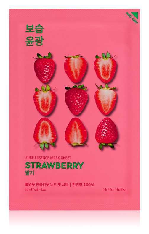 Holika Holika Pure Essence Strawberry