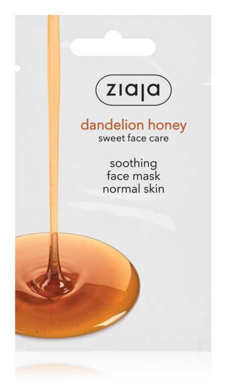 Ziaja Dandelion Honey