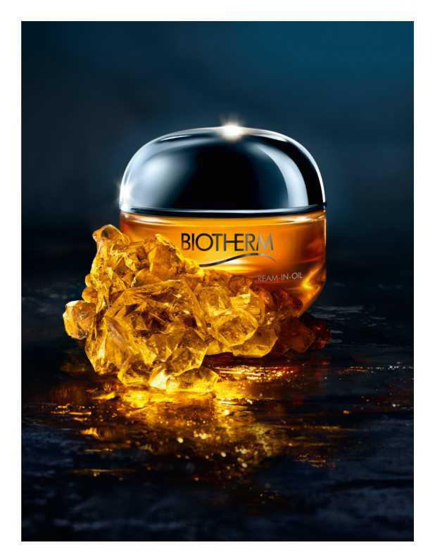 Biotherm Blue Therapy Cream-in-Oil face care routine