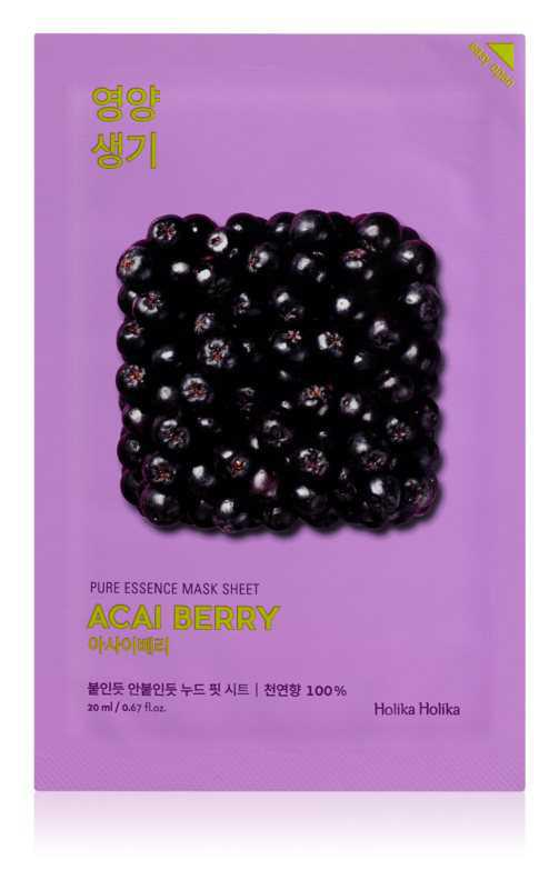 Holika Holika Pure Essence Acai Berry