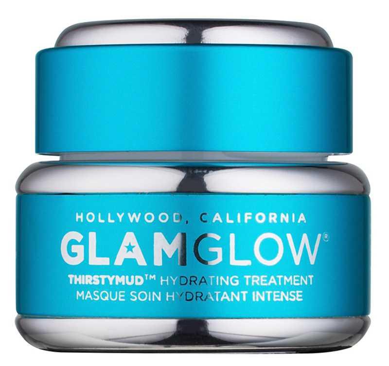 Glam Glow ThirstyMud luxury cosmetics and perfumes