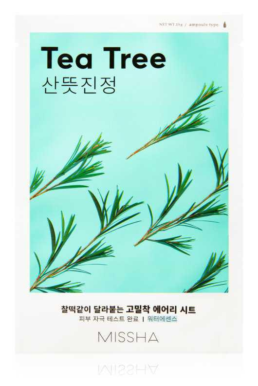 Missha Airy Fit Tea Tree