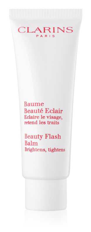 Clarins Beauty Flash face care
