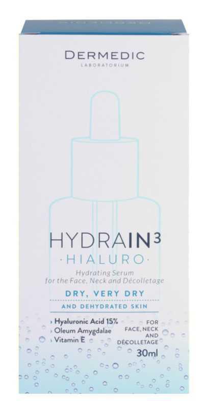 Dermedic Hydrain3 Hialuro facial skin care