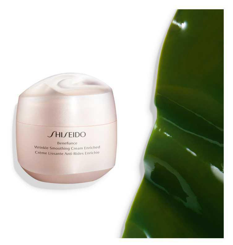 Shiseido Benefiance Wrinkle Smoothing Cream Enriched facial skin care