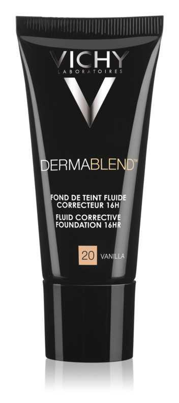 Vichy Dermablend foundation