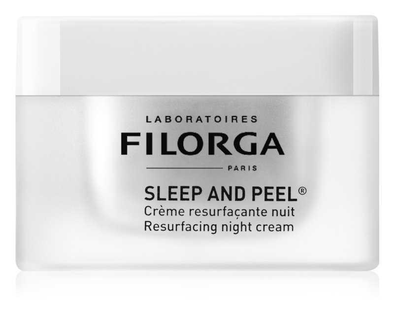 Filorga Sleep & Peel face creams