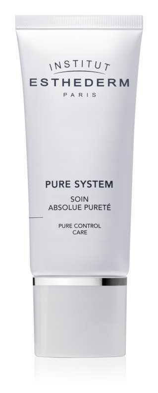 Institut Esthederm Pure System Pure Control Care